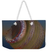 Bowl Of Metal Weekender Tote Bag
