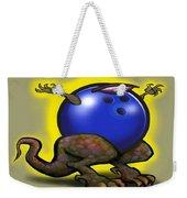 Bowling Beast Weekender Tote Bag