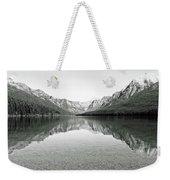 Bowman Lake - Glacier National Park 2 Weekender Tote Bag
