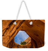 Bowtie Arch Near Arches National Park - Utah Weekender Tote Bag