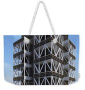 Box And Brace Building Weekender Tote Bag