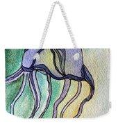 Box Jellyfish Weekender Tote Bag