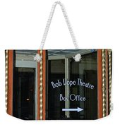 Box Office Weekender Tote Bag