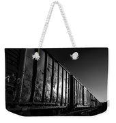 Boxcar Sunrise Weekender Tote Bag