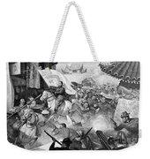 Boxer Rebellion Weekender Tote Bag