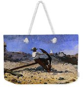 Boy With Anchor Weekender Tote Bag