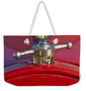 Boyce Motometer Hood Ornament Weekender Tote Bag