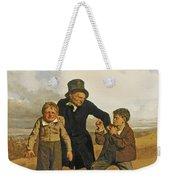 Boyhood Weekender Tote Bag