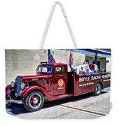 Boyle Racing Headquarters  Weekender Tote Bag