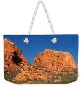 Boynton Canyon Red Rock Secret Weekender Tote Bag