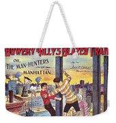 Boys Magazine, 1906 Weekender Tote Bag