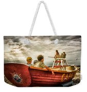 Boys Of Summer Cape May New Jersey Weekender Tote Bag