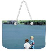Boys Of Summer Weekender Tote Bag