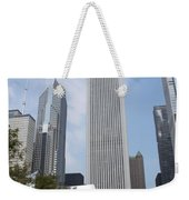 Bp Bridge View Weekender Tote Bag