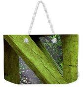 Braced With Moss Weekender Tote Bag