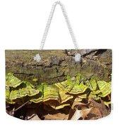 Bracket Fungus Weekender Tote Bag