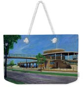 Bradford Beach House Weekender Tote Bag