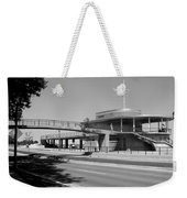 Bradford Beach House B-w Weekender Tote Bag