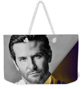 Bradley Cooper Collection Weekender Tote Bag