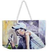 Bradley Dredge Weekender Tote Bag