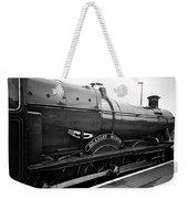 Bradley Manor In Black And White Weekender Tote Bag