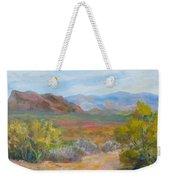 Bradshaws, West Of Phoenix Weekender Tote Bag