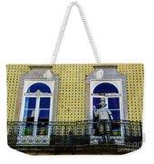 Braga Balcony Weekender Tote Bag