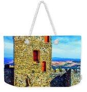 Braganca Castle Tower Weekender Tote Bag