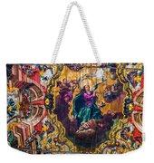 Braganca's Painted Ceiling Weekender Tote Bag