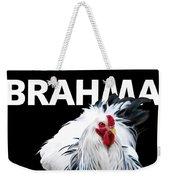 Brahma Breeders Rock T-shirt Print Weekender Tote Bag