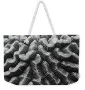 Brain Coral Details Weekender Tote Bag
