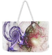 Brain Damage Weekender Tote Bag