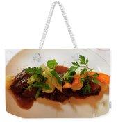 Braised Beef With Vegetables Weekender Tote Bag