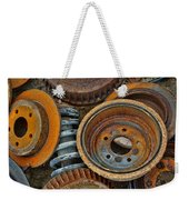 Brake Drums - Disc Brakes - Shock Assembly Weekender Tote Bag