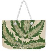 Brake Fern Weekender Tote Bag