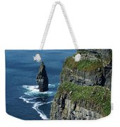 Brananmore Cliffs Of Moher Ireland Weekender Tote Bag