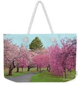 Branch Brook Cherry Blossoms II Weekender Tote Bag