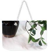 Branch, Gourd And Shadows Weekender Tote Bag