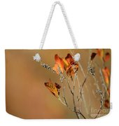 Branch Of Autumn Weekender Tote Bag