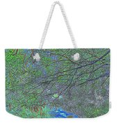 Branches And Sky Weekender Tote Bag