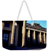 Brandenburger Tor / Gate Berlin Germany Weekender Tote Bag