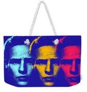 Brando Triple  Weekender Tote Bag