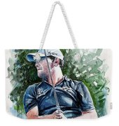 Branden Grace Watercolor Weekender Tote Bag