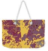 Brandywine  Maple Fall Colors 7 Weekender Tote Bag