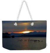 Brants At Sunset Weekender Tote Bag