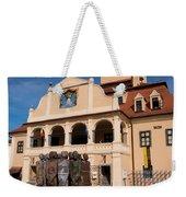 Brasov Town Hall Weekender Tote Bag