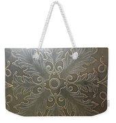 Brass Masterpiece Weekender Tote Bag