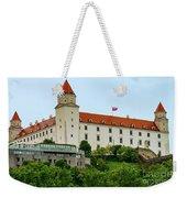 Bratislava Castle One Weekender Tote Bag
