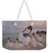Brave New World Dimensions Custom Sample Weekender Tote Bag