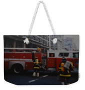 Bravest Of The Brave Weekender Tote Bag